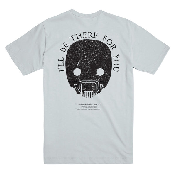 Security Droid Tee - Silver