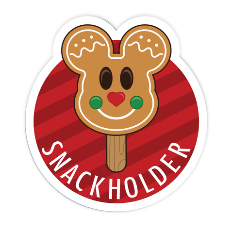 SnackHolder Magnet - Holiday Edition