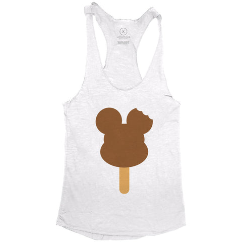 Favorite Treat - Womens White Tank