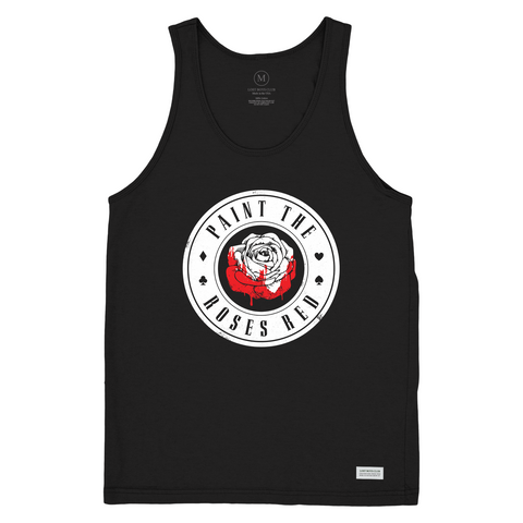 Paint The Roses Red - Black Tank