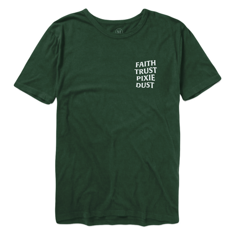 Faith Trust Pixie Dust Tee - Peter Green