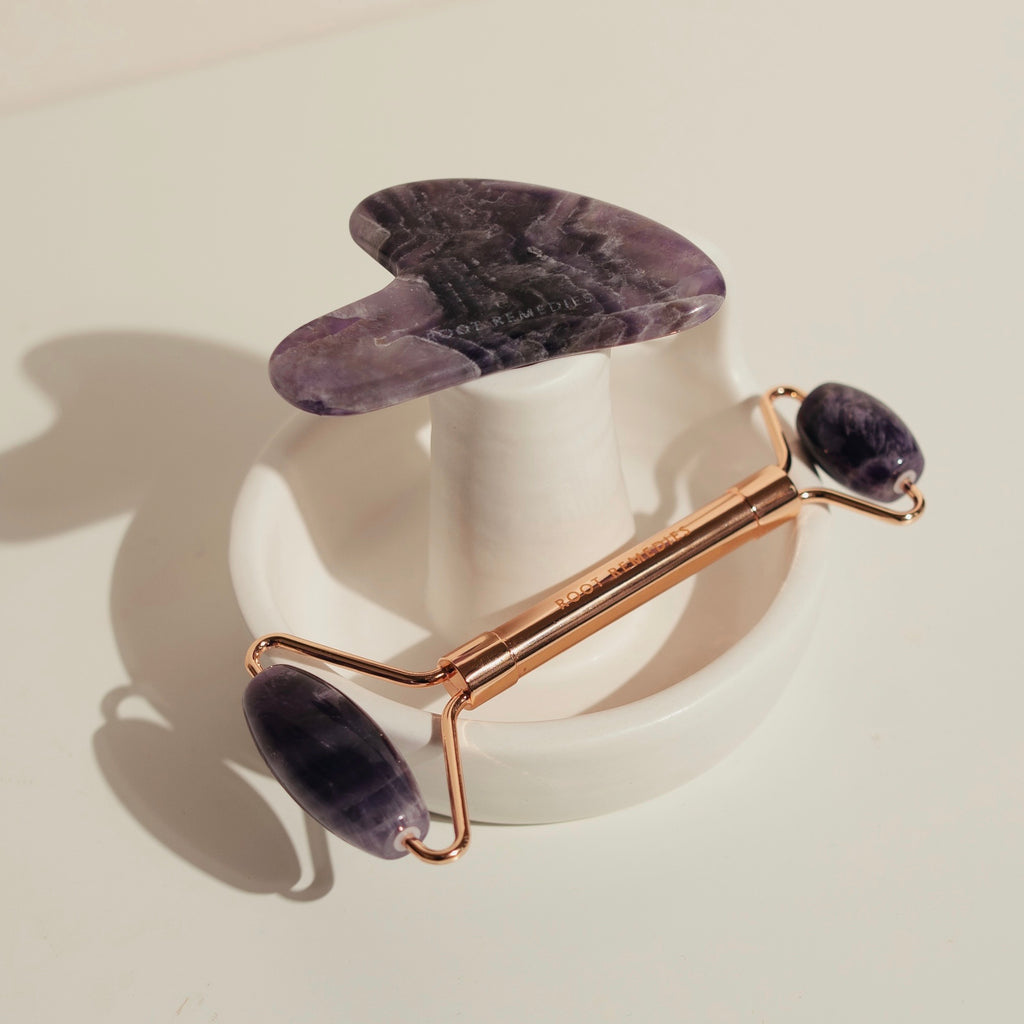 Amethyst Clarity Duo