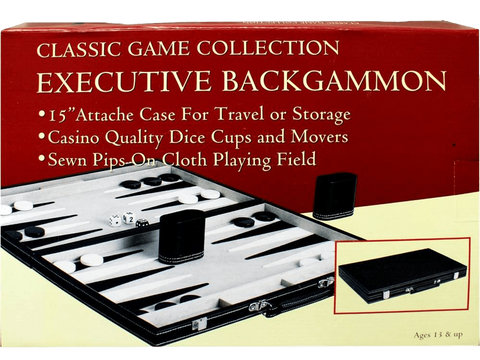 Backgammon - Executive