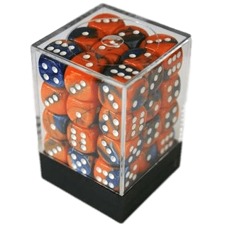 Gemini D6 Dice Blocks (12mm)