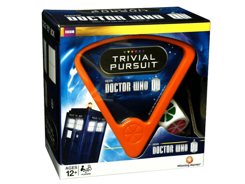 Trivial Pursuit Dr Who