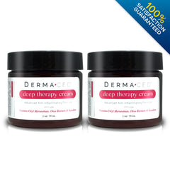 Dermaced® Deep Therapy Cream - Advanced Eczema & Psoriasis Formula