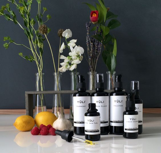 Yuli Skincare at The Apothecary Store Austalia Instore