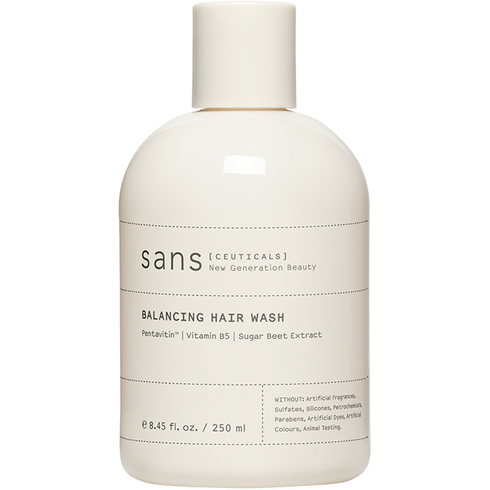 Sans Ceuticals Balancing Hair Wash 250ml