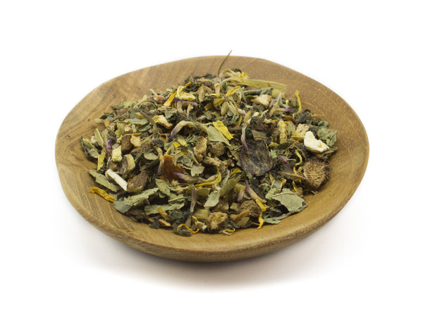 The Apothecary Store Cleanse & Nourish Herbal Organic Tea Blend