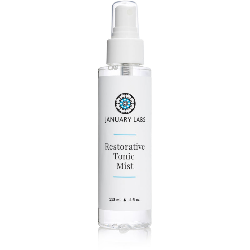 january labs restorative tonic mist 118ml