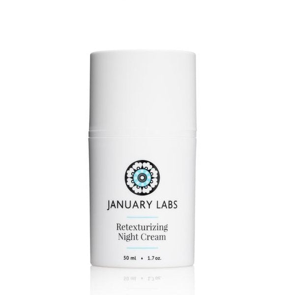 january labs retexturizing night cream 50ml