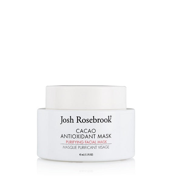 josh rosebrook cacao antioxidant mask 45ml