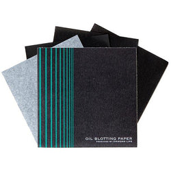 Morihata Charcoal Facial Blotting Paper 30 Sheets