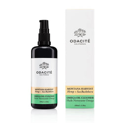 Odacite Montana Harvest Omega Oil Cleanser 100ml