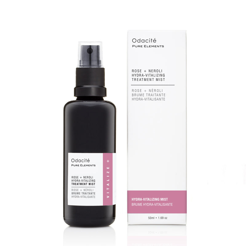 Odacite Rose Neroli Hydra-Vitalising Treatment Mist 50ml