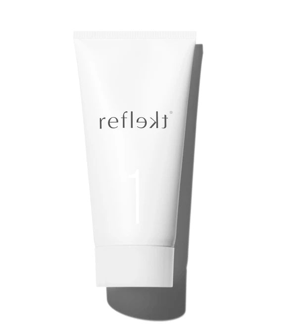 reflekt skincare reflekt 1 daily exfoliating face wash 150ml