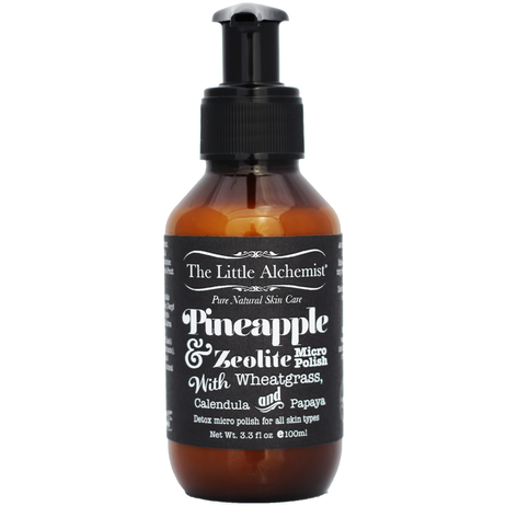 The Little Alchemist Pineapple Zeolite Micro Polish 100ml