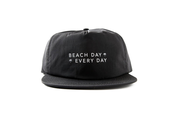 Casquette Noir Beach Day Every Day