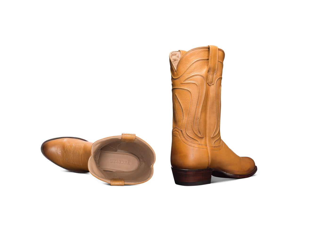 The Cartwright | A Classic Handmade Leather Cowboy Boot | Tecovas