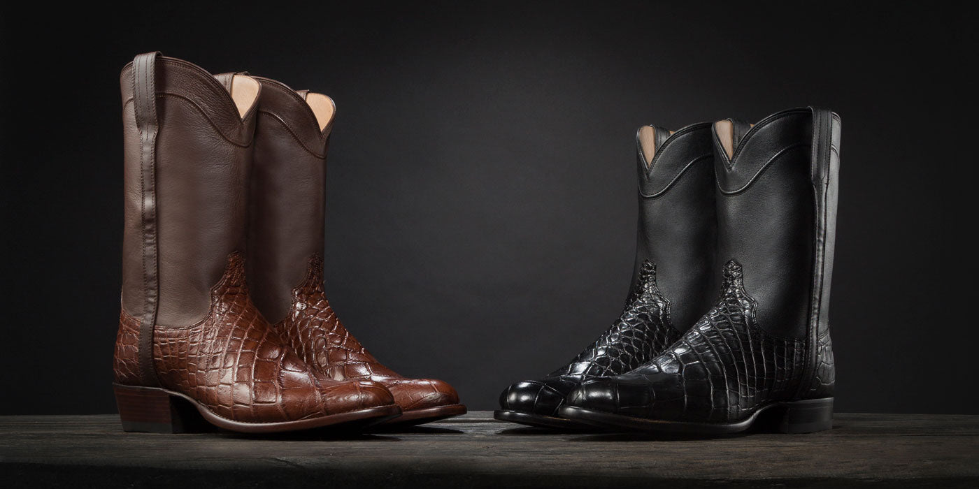 7f8d8932a65 Introducing Our Newest Boots  American Alligator