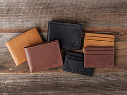 Just Released: Wallets
