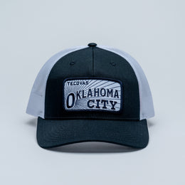 OKC Hat - Ray Patch