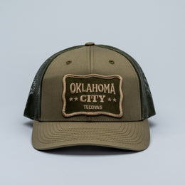 OKC Hat - Badge Patch