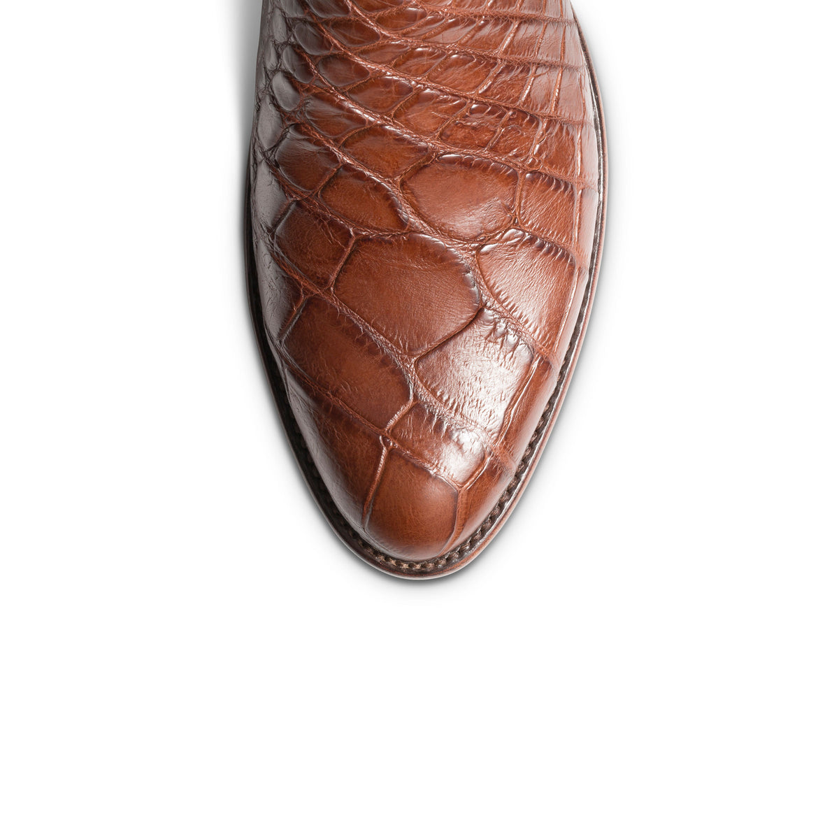 Walnut Alligator-toe