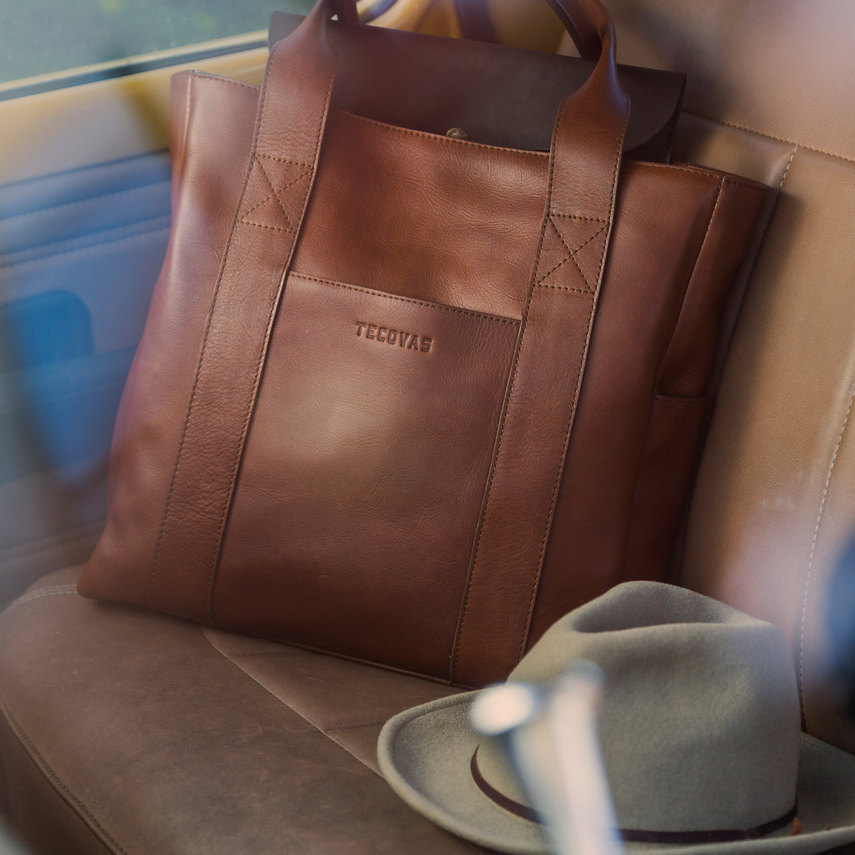 Premium Leather Tote Bags For Any