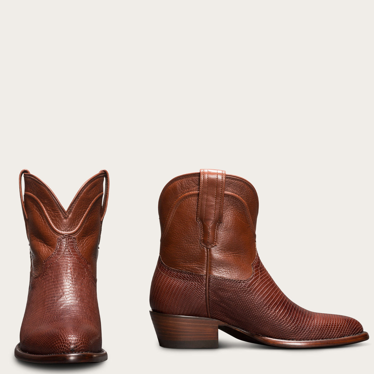 Western Booties - Cowboy Ankle Boots