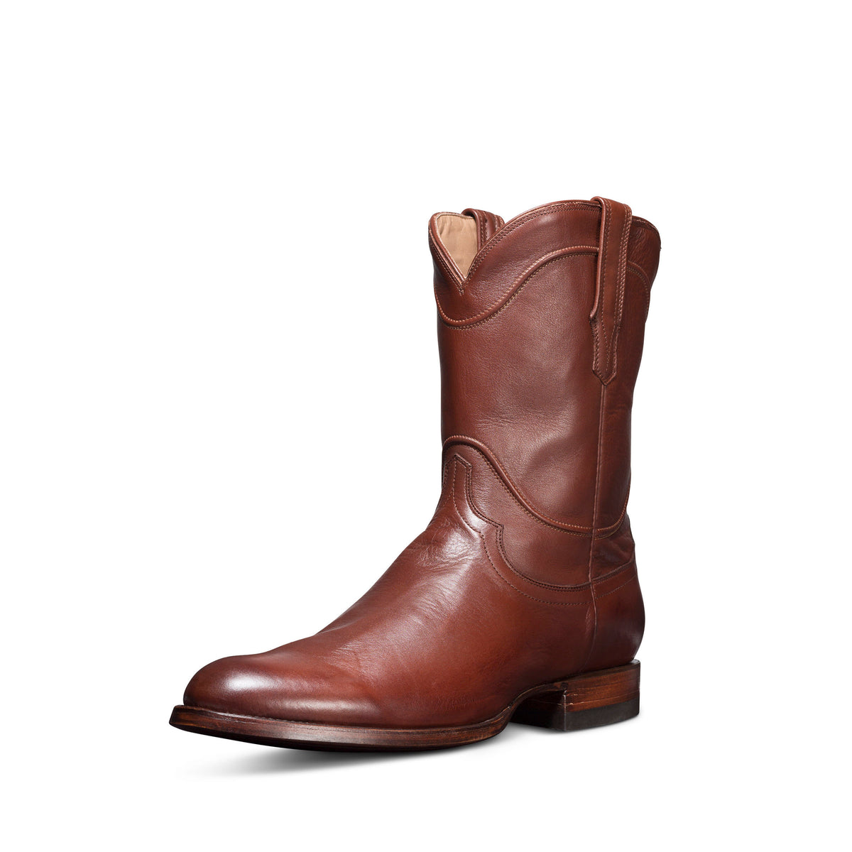 bef5d48afb6 Classic Roper Boots - Handmade Leather Boots For Men