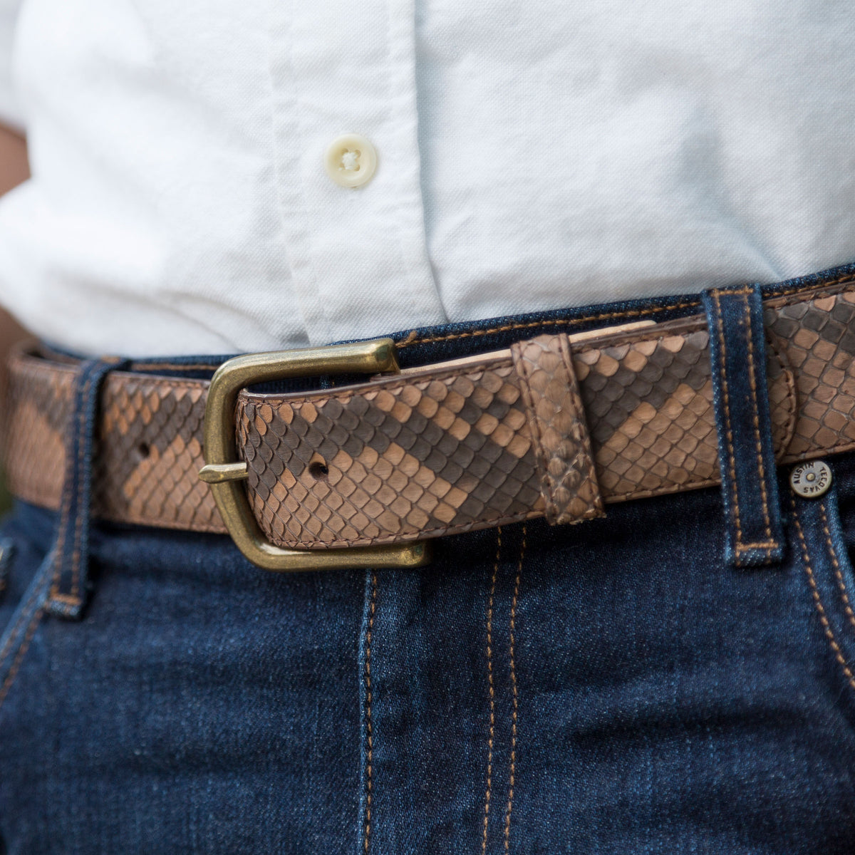 Military belt tips//brass plated or Nickle 1st quality goods available in 1 inch