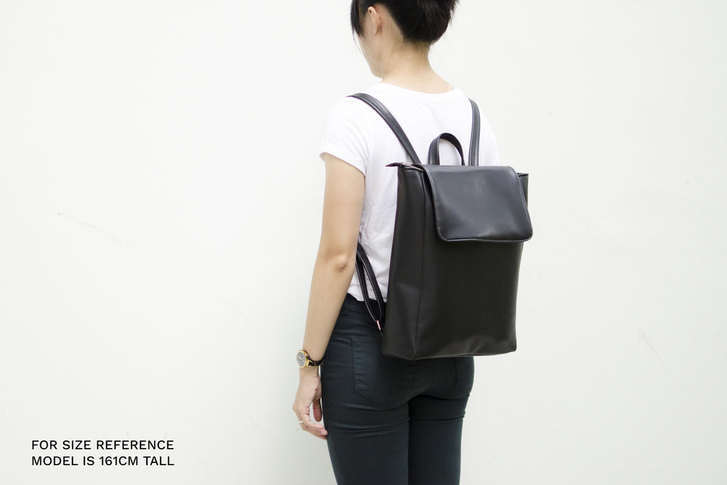 Zip Backpack M