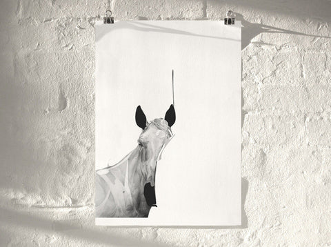 Horse 01   (  ) by London based artist Von  — ShopVon |  HelloVon - 1