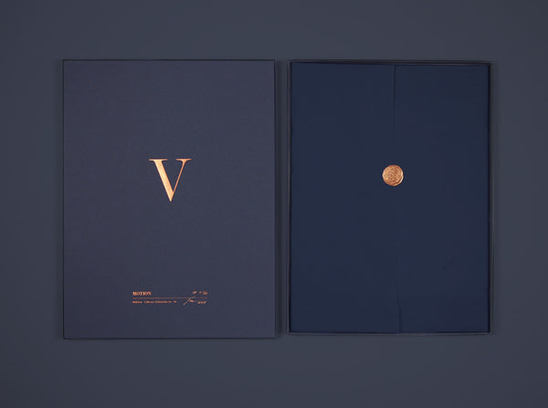 'Motion' Collector's Edition box Set   ( Box Set ) by London based artist Von  — ShopVon |  HelloVon - 4
