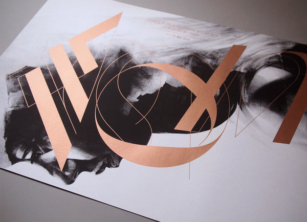 'Elsewhere' Collaborative Exhibition Posters   ( Screen Print ) by London based artist Von  — ShopVon |  HelloVon - 6