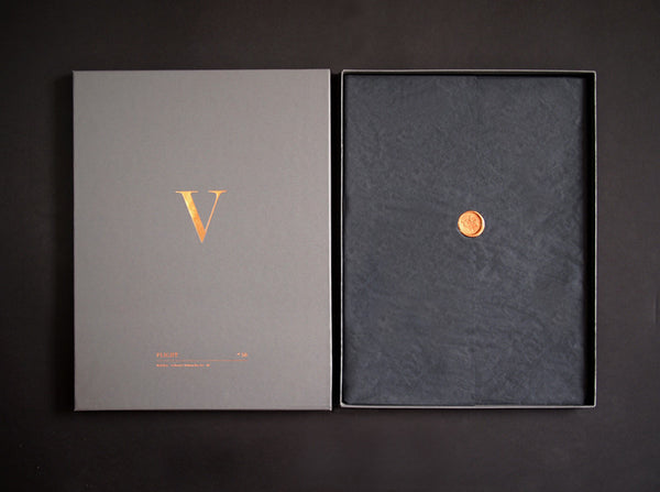 Flight Collector's Edition Box Set   (  ) by London based artist Von  — ShopVon |  HelloVon - 6