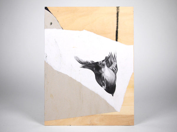 Motion 04 | Hand Finished Collage   (  ) by London based artist Von  — ShopVon |  HelloVon - 1