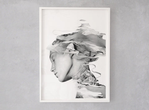 Semblance 18   (  ) by London based artist Von  — ShopVon |  HelloVon - 1