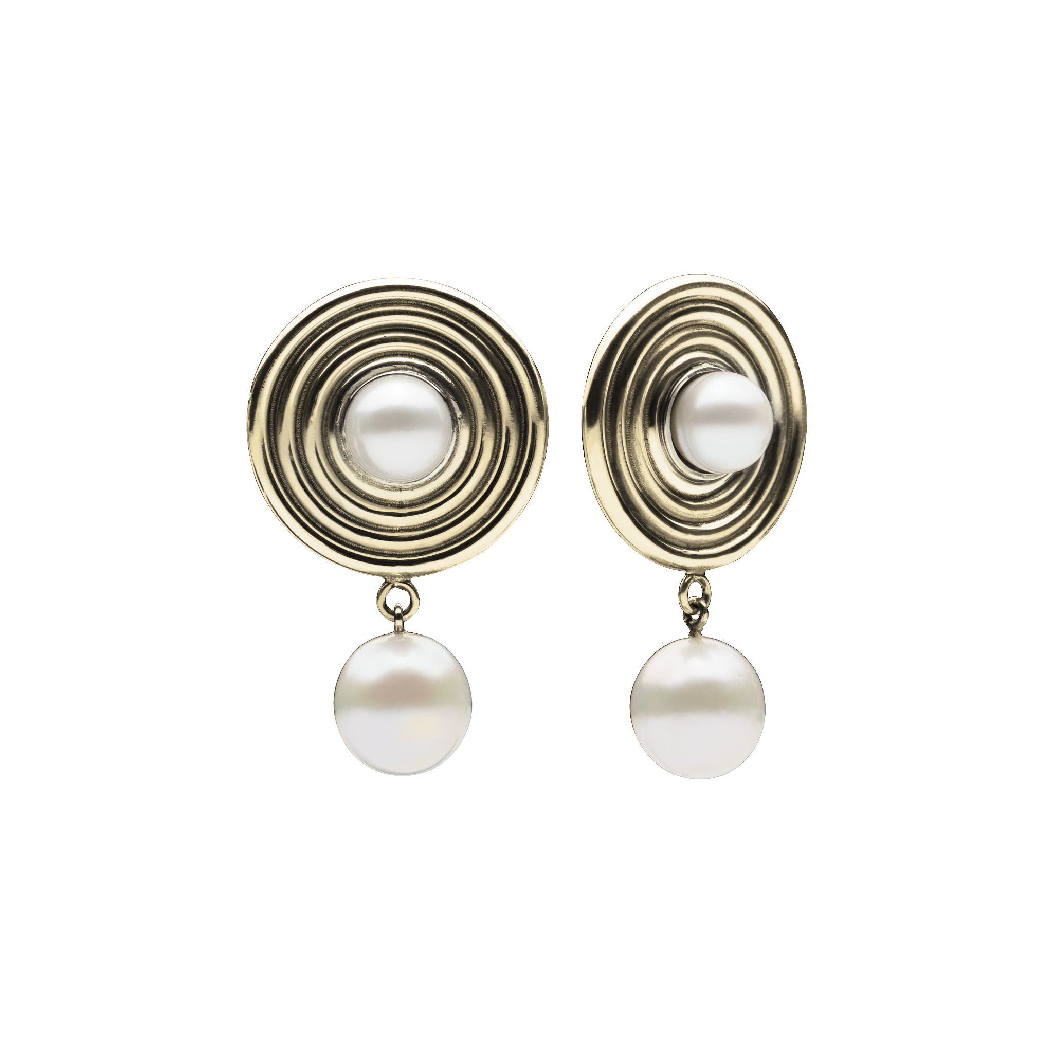 Bobbie Gold Earrings
