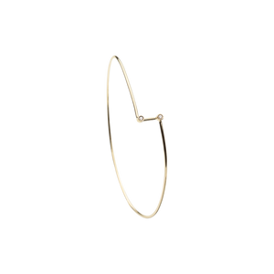 Bolt Diamond Gold Bracelet