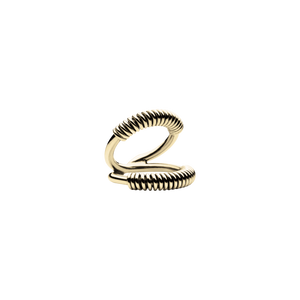 Martini Viper Gold Ring