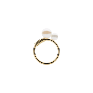 Stella Point Gold Ring