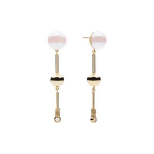 Fay Pearl Earrings