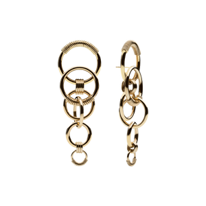 Marmont Show Gold Earrings