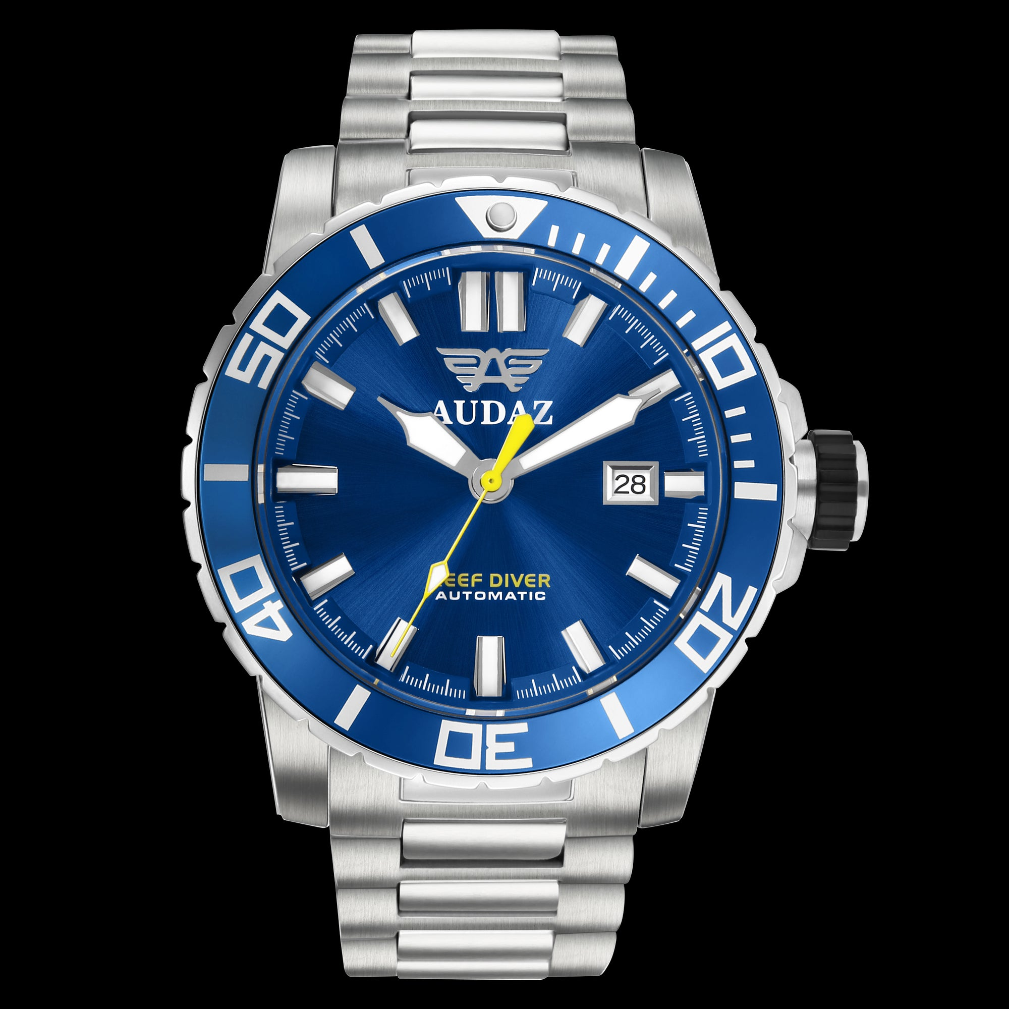 Reef Diver Watches ADZ-2040-02