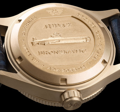BRONZMATIC Watches ADZ-2065-02