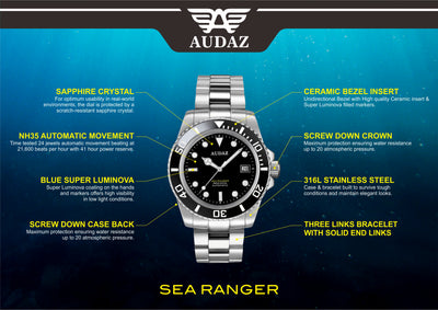SEA RANGER Watches ADZ-2050-05