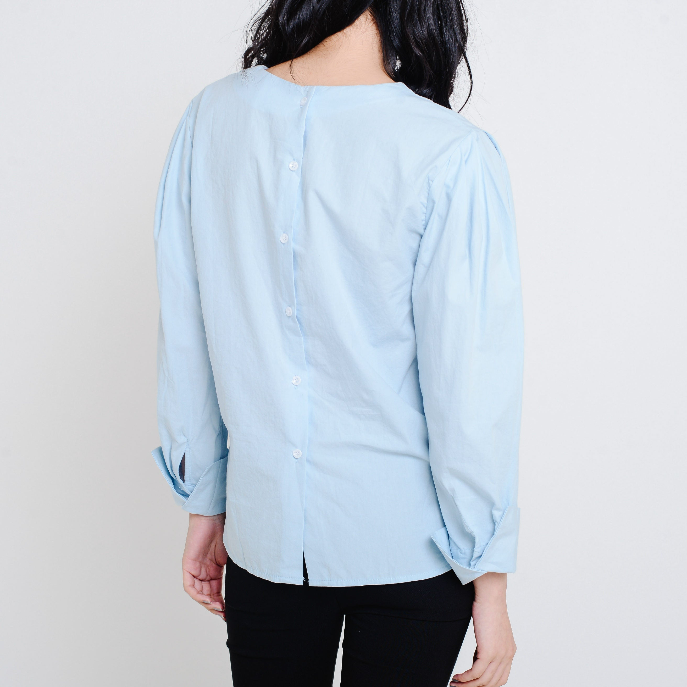Aileen Buttoned Top