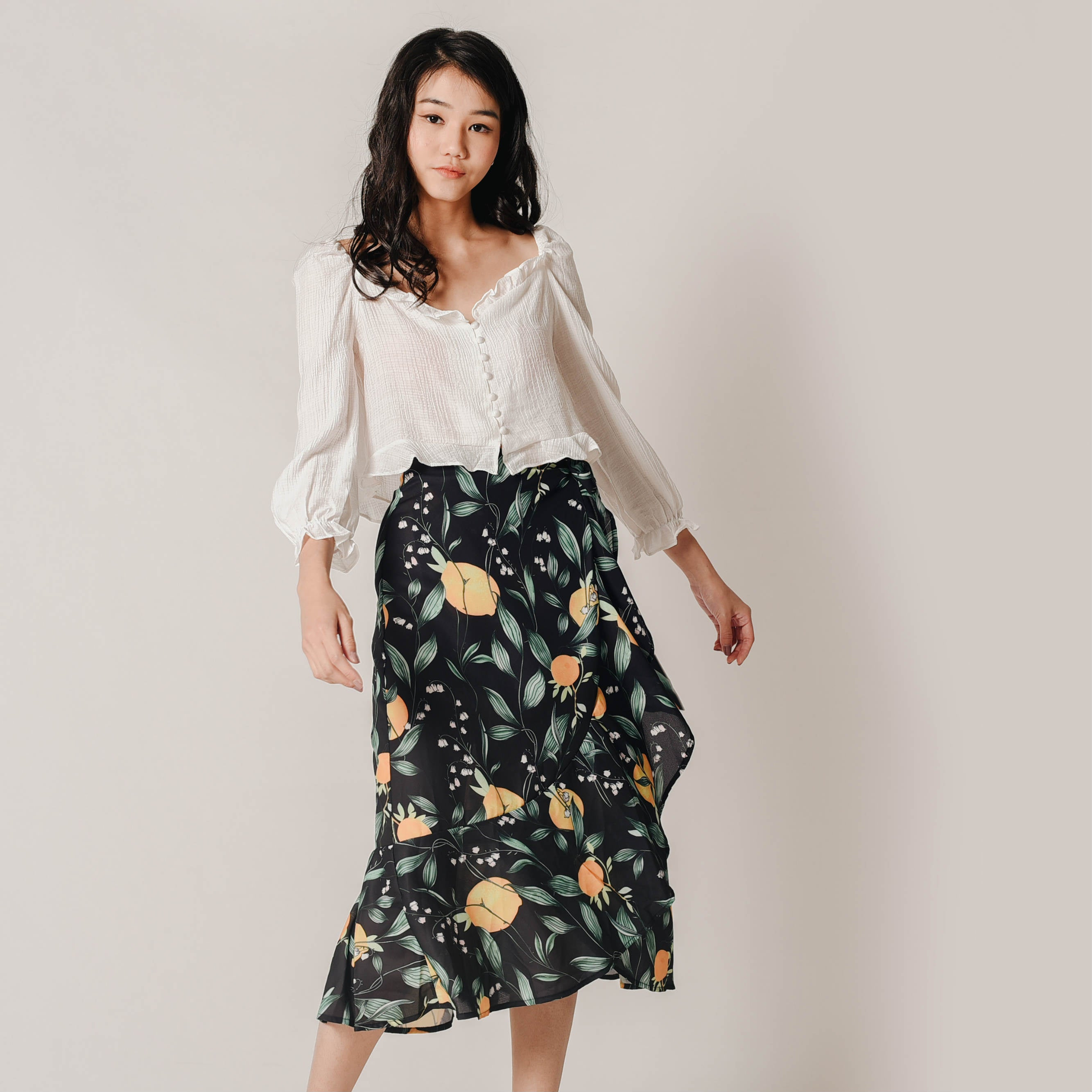 Dolce Wrap Skirt